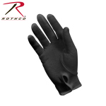 Rothco 44410 Rothco Black Parade Gloves