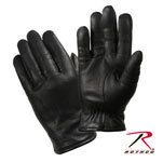 Rothco 4472 Rothco Cold Weather Leather Police Gloves