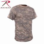 Rothco 44779 44779 Rothco Vintage T-Shirt / Acu Digital Camo