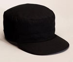 Rothco 4503 Vintage Black Fatigue Cap