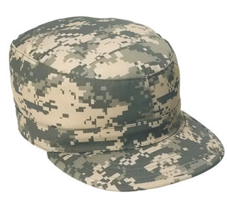 Rothco 4511 Rothco Fatigue Cap ACU Digital