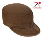 Rothco 4521 Rothco Vintage Brown Fatigue Cap