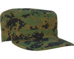 Rothco 4524 Rothco Woodland Digital Camo Fatigue Cap