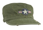 Rothco 4539 Vintage Olive Drab ''air Corp'' Fatigue Cap