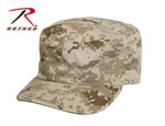 Rothco 4541 Rothco Fatigue Cap Desert Digital