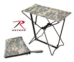 Rothco 4545 Folding Camp Stool - ACU Digital Camo