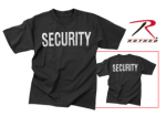 Rothco 4617 4617 Rothco Reflective T-Shirt - Security