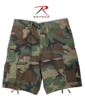 Rothco 4662 4662 Rothco Vintage M-65 Field Shorts R/S-Wdland