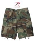 Rothco 4663 4663 Rothco Vintage M-65 Field Shorts R/S-Wdland
