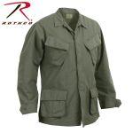 Rothco 4689 4689 Rothco Vintage Vietnam Fatigue Shirt Rip-Stop - Od