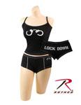 "Rothco 4705 4705 Rothco Women's Black ''handcuff"" Casual Tank Top"