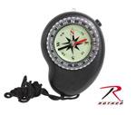Rothco 4748 Rothco Led Compass w/ Lanyard - Black