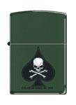 Rothco 4876 Death Spade Zippo Lighter