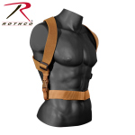 Rothco 49194 Rothco Combat Suspenders - Coyote