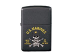Rothco 4931 Marines ''mess With The Best'' Zippo Lighter