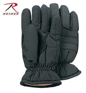 Rothco 4945 Black Thermoblock™ Insulated Hunting Gloves