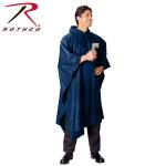 Rothco 4966 Rothco R/S Poncho - Navy Blue