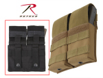 Rothco 50115 Rothco Double M16 Pouch w/Insert - Molle