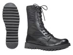 "Rothco 5050 Rothco Ripple Sole Jungle Boot / 10"" Black"