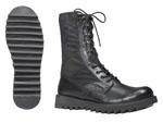 "Rothco 5050 Rothco Ripple Sole Jungle Boot / 10"" Black"