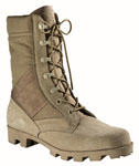 "Rothco 5057 Rothco GI Type Speedlace Jungle Boot / 8"" - Desert Tan"