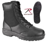 Rothco 5064 Rothco Forced Entry Security Boot / 8'' - Black