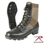 "Rothco 5080 Rothco GI Type Jungle Boot / 8"" - Od"