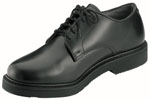 Rothco 5085 Rothco Uniform Oxford Leather / - Black
