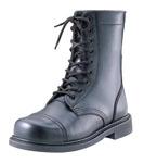 """Rothco 5092 Rothco GI Type Steel Toe Combat Boot / 9"""" - Black"""