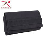 Rothco 51115 Rothco 18 Round Shotgun/Airsoft Ammo Pouch - Blk
