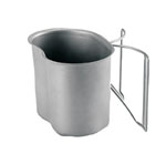 Rothco 512 GI Type Stainless Steel Canteen Cup