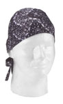 Rothco 5186 Black Trainmen Headwrap