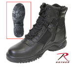 Rothco 5190 Rothco Blood Pathogen Tactical Boot / 6'' - Blk