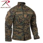 Rothco 5215 5215 Rothco Woodland Digital Combat Uniform Shirt