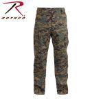 Rothco 5218 5218 Rothco Woodland Digital Combat Uniform Pants