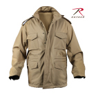 Rothco 5244 5244 Rothco Soft Shell Tactical M-65 Jacket-Coyote