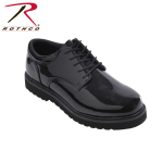 Rothco 5250 Rothco Uniform Oxford / Work Sole - Black