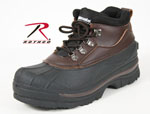 "Rothco 5259 Rothco Duck Boot / 5"" - Brown"