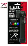 Rothco 528 Led Mini Army Style Flashlight - Black