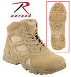 "Rothco 5368 Rothco Forced Entry Deployment Boot / 6"" - Desert Tan"