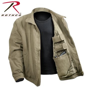 Rothco 5386 5386 Rothco 3 Season Concealed Carry Jacket