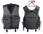 Rothco 5403 Rothco Molle Modular Vest - Black