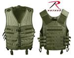 Rothco 5405 Rothco Molle Modular Vest - Olive Drab