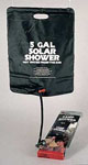 Rothco 540 Five Gallon Solar Camp Shower