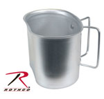 Rothco 542 542 Rothco GIStyle Aluminum Canteen Cup