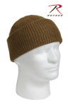 Rothco 5437 Watch Cap - Wool / Coyote