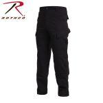 Rothco 5456 5456 Sdu Black Uniform Pants