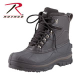 "Rothco 5459 Rothco Cold Weather Hiking Boot / 8"" - Black"