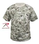 Rothco 5472 5472 Rothco T-Shirt / Total Terrain Camo