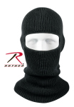 Rothco 5505 Black One Hole Face Mask